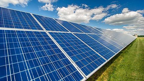 總投資88億元,晶科和華能聯合開發光伏電站