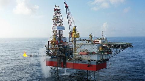 中國珠江口盆地再獲重大油氣發現