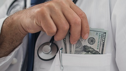"""河南一三甲醫院骨科主任被舉報在手術中""""套標"""",回扣要求高達40%"""