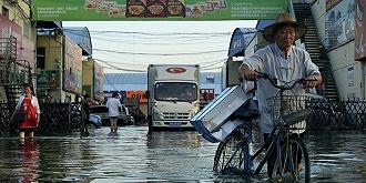 """聯合國最新氣候變化報告發出""""紅色預警"""",人類出路何在?"""