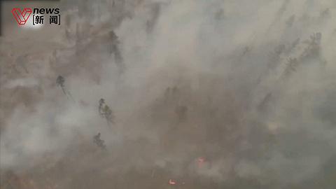 史上第一次!西伯利亞大火煙霧飄到北極