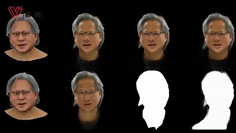 """""""虛擬黃仁勛""""刷屏后,英偉達澄清:108分鐘演講只有14秒合成影像"""