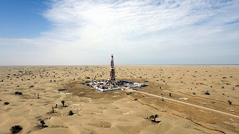中石化發現兩億噸級油氣區