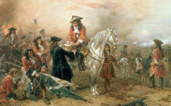 不可思议 18世纪战场上的六条君子公约
