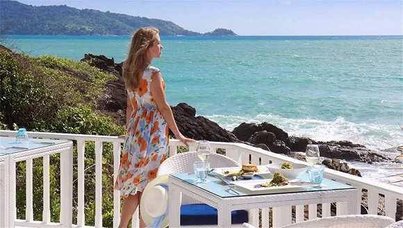 告别觅食大军,在普吉岛的海边悠闲享受美食美景