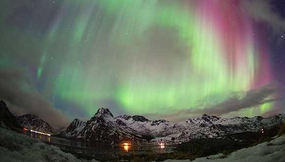 乌恩斯塔德(unstad),罗弗敦群岛,挪威 最佳地点: 罗弗敦群岛大师赛