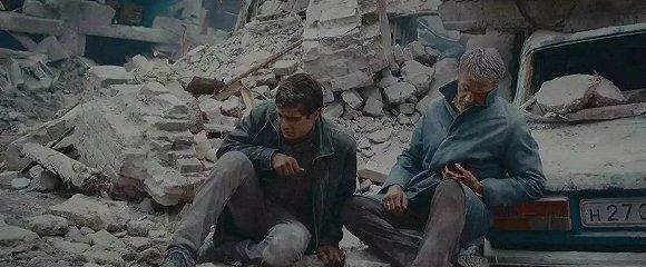 电影《亚美尼亚大地震》:灾难面前,人类破碎的感情该如何自持