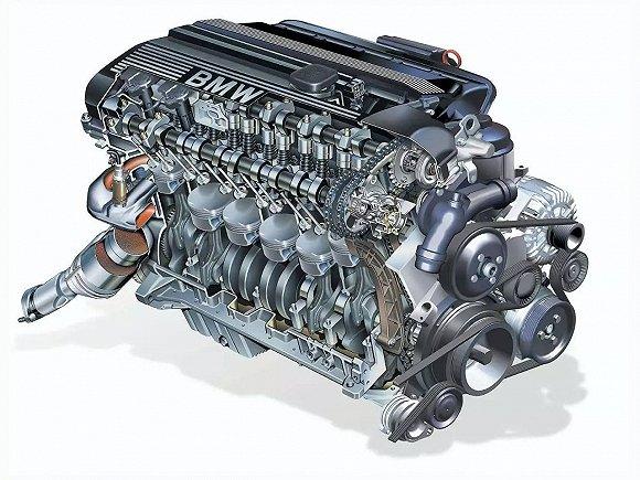 曾为宝马3系带来无数荣誉的自吸直列6缸发动机