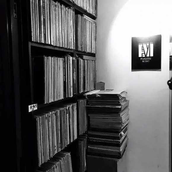 在通利福尼亚开一家黑胶唱片店是什么感受