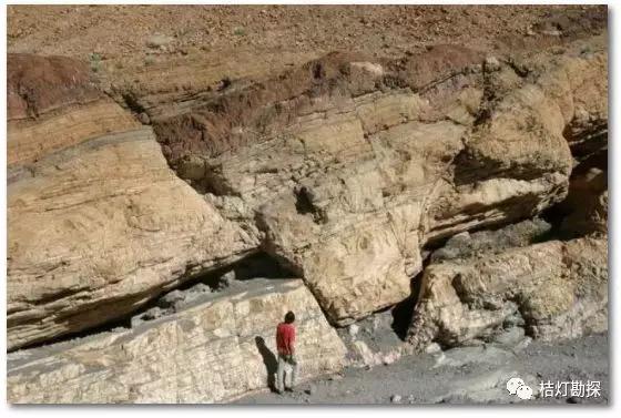 70张高清地质构造实拍图,野外常见,张张经典