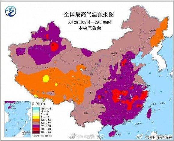 小周各庄村地图