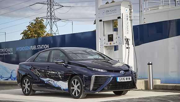 丰田将扩大氢电池燃料汽车规模?2014起亚k3高配多少钱一辆图片