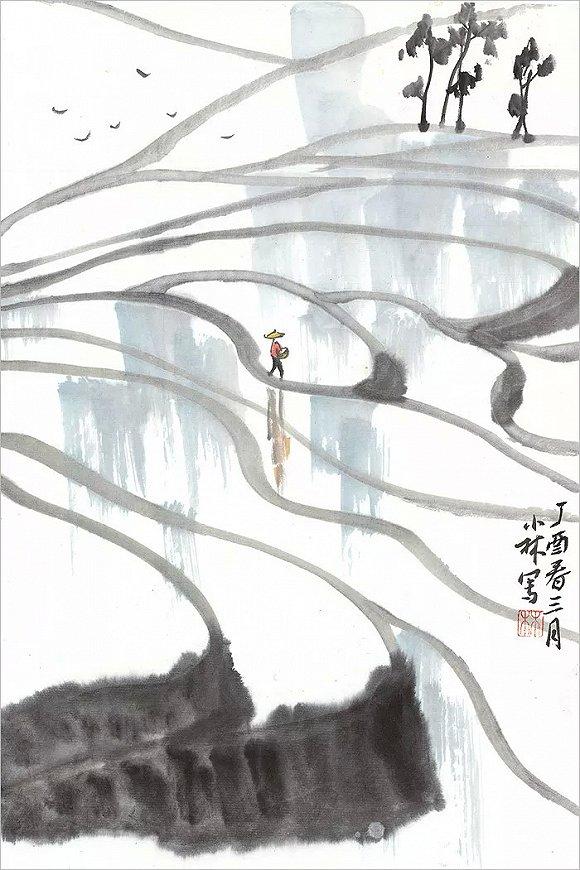 小林漫画|漫画至简,真爱无言大道免费火影忍者图片