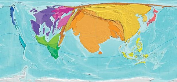 1900世界人均gdp_各国贫富差距有多大 2013年中国相当于1940年美国