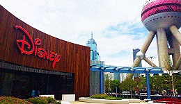 迪士尼在上海开了全球最大的一家旗舰商店