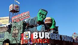 汉堡王重回美国快餐第二把交椅