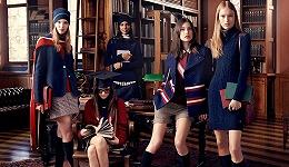 看好女装业务 Tommy Hilfiger又找来一个超模代言新系列