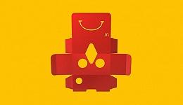 麦当劳的儿童套餐盒可以一分钟之内变成VR眼镜