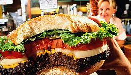 菜单继续变 麦当劳在美国推出超大号的巨无霸汉堡