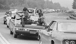 伍德斯托克音乐节47周年,《滚石》首任摄影师带故地重游