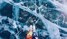 冬日的贝加尔湖,美到我想去撒野