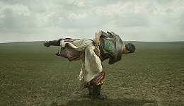 蒙古摔跤手的日常