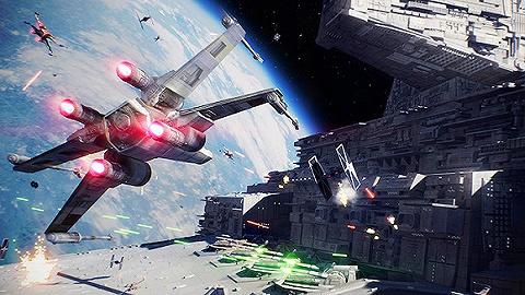 《星球大战》用这五个方式改变了游戏业