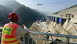 世界第二大水电站白鹤滩主体开建 规模仅次于三峡
