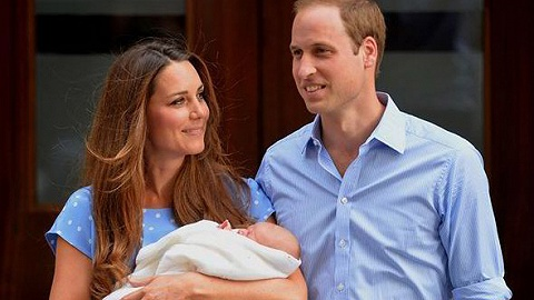 凯特王妃诞下小王子前,先诞生了一个乌龙