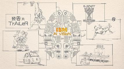 IBM AI Vision视觉大脑技术解析