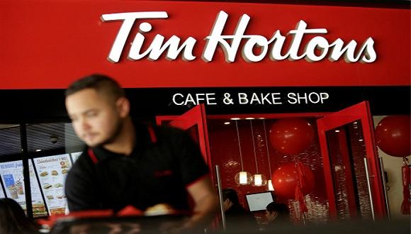 加拿大咖啡和甜甜圈连锁品牌Tim Hortons宣布入华 未来十年开1500家店