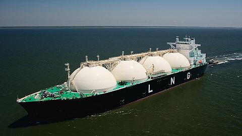 首船亚马尔LNG经北极航道抵华