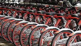 摩拜在东莞回收2万辆废旧单车