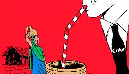 """""""肥宅快乐水""""的黑暗面:可口可乐是如何在全球掠夺资源的?"""
