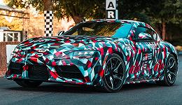 丰田第五代Supra要来了 它将是丰田最后一款内燃机动力跑车