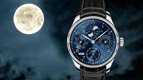 腕上观月,月相表带你领略阴晴圆缺的每个时刻