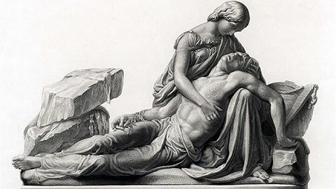 """玛丽·雪莱的墓地痴迷与关于""""母性""""的恐怖故事"""