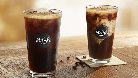 送外卖、做冷萃,麦当劳在咖啡业务上投入得越来越多