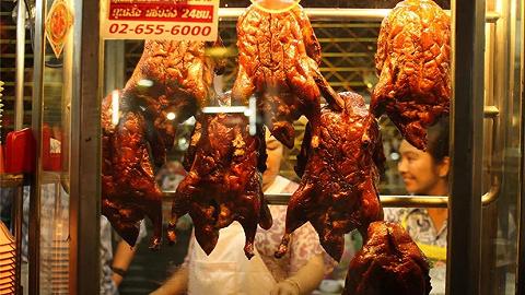 吃什么不好,偏要去曼谷吃中餐?