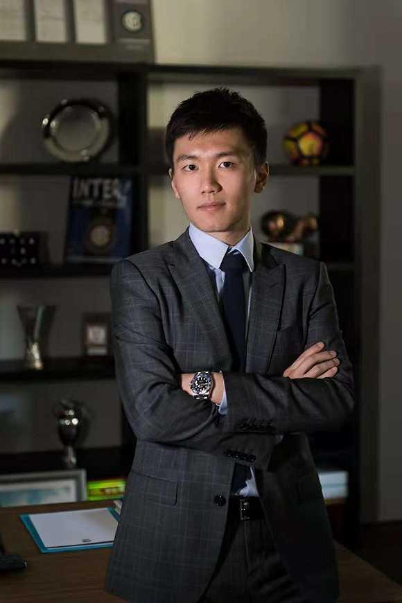 【独家】张康阳当选国际米兰新任主席 最年轻豪门主席的米兰攻略
