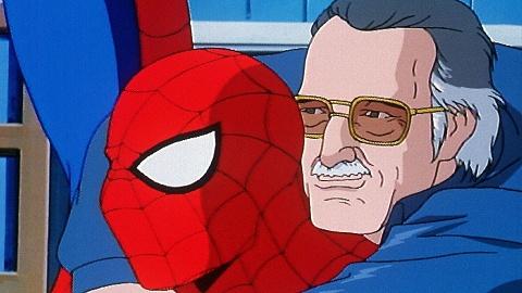 斯坦·李和他的漫威爱将:为何人人都爱蜘蛛侠?