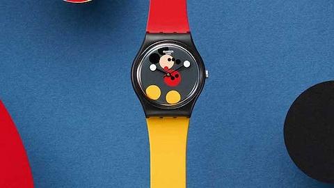 【是日美好事物】把抽象米奇印上手表的Swatch,用古着LV和Gucci做成的新包