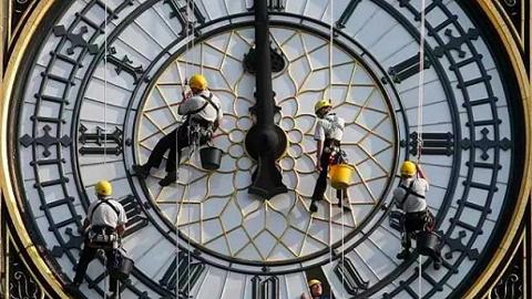"""【发现好物】谁在恶作剧?让本该""""静音""""维修四年的伦敦大本钟突然响了"""