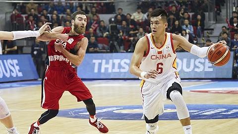 【体育早报】中国男篮大胜叙利亚 南美解放者杯决赛定址伯纳乌