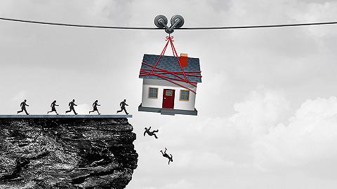 和裕地产商住项目遭全面折戟,中小房企现金流紧缩或面临生存危机