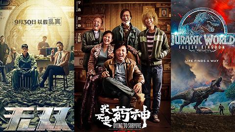 中国影视产业即将进入转型与洗牌期