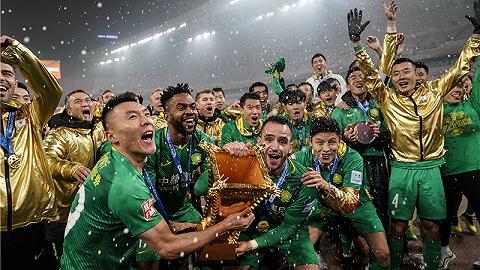 从队史最差到足协杯桂冠,中赫国安寄望后来居上