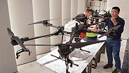 推出新款农业植保无人机,大疆想构建一个行业级市场生态
