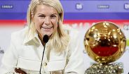 """拒跳""""电臀舞""""、退出国家队,首个女足金球奖得主身体力行对抗性别歧视"""