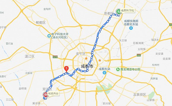 成都最长地铁+首条有轨电车同日开通,通车轨道突破200公里